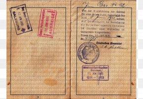 Passport - French Passport Consulate Travel Visa Swiss Passport PNG