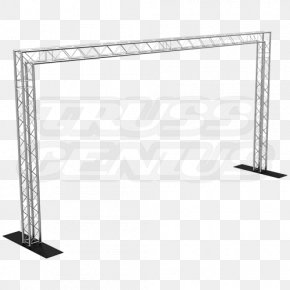 Trusses - Truss Square Structural Element Area Steel PNG