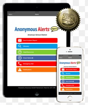 School - Anonymous Alerts Bullying Middle School Student PNG