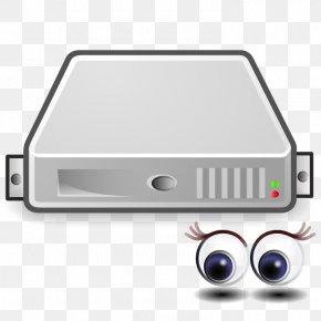 Computer - Computer Servers Database Server Clip Art PNG
