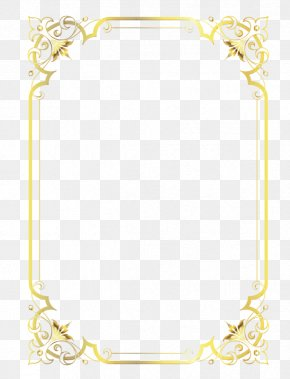 Picture Frame Cartoon - Picture Frame Frame PNG