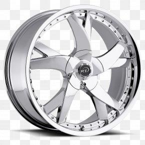 Wheel Rim Download - Car Rim Custom Wheel Tire PNG