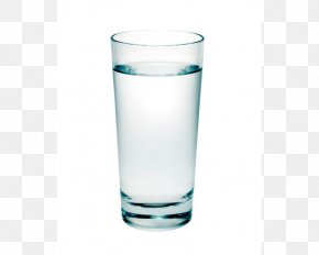 Water Glass - Drinking Water Glass Clip Art PNG