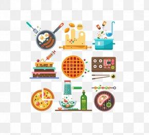 Kitchen - Cafe Vegetarian Cuisine Cooking Food PNG