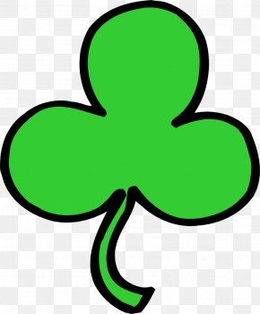 St Patrick - Saint Patrick's Day Shamrock Holiday Clip Art PNG