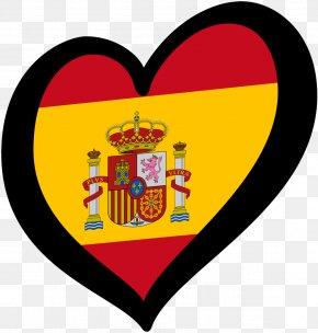 Flag - Flag Of Spain Spanish Civil War Clip Art PNG