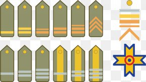 Military Rank - Military Rank Army Officer Military School Military Education And Training PNG