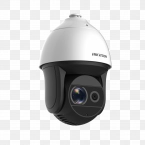 Camera - Pan–tilt–zoom Camera Hikvision Closed-circuit Television IP Camera PNG