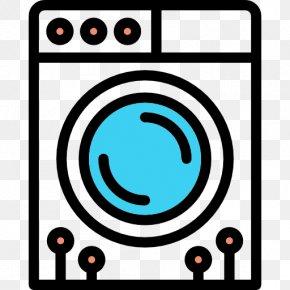 Washing Machine - Washing Machine Laundry Symbol Icon PNG