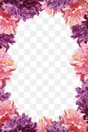 Mother's Day Flowers Decoration - Mother's Day Flower Ornament Floral Design PNG