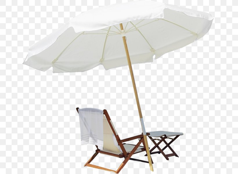 Chair Beach Umbrella Png 665x600px