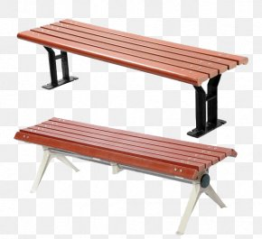 Park Bench - Table Bench Chair Park Seat PNG