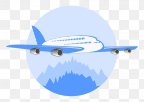 Airplane - Airplane Flight Air Travel Aircraft Clip Art PNG
