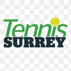 Surrey Brand Product Font - Logo The Tennis Centre PNG