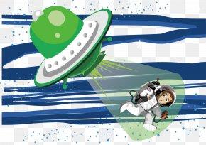 Ufo Alien - Unidentified Flying Object Download Vexel Clip Art PNG