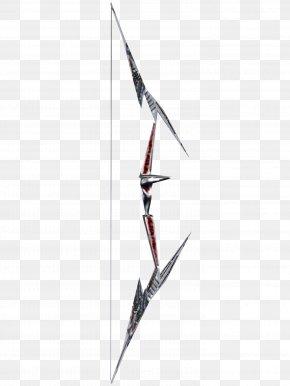 Arrow Bow - The Elder Scrolls III: Morrowind The Elder Scrolls V: Skyrim Oblivion Weapon Bow And Arrow PNG