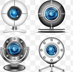 Vector Digital Camera Equipment - Video Camera Icon PNG