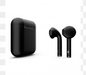 Apple - AirPods Apple Earbuds MacBook Air Headphones PNG