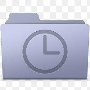 History Folder Lavender - Brand Rectangle Font PNG