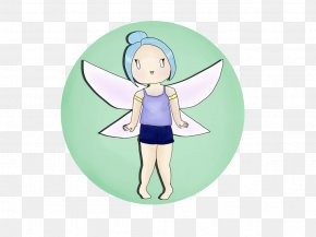 Blueberry - Fairy Cartoon Legendary Creature Character Fiction PNG