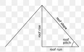 Roof - Triangle Circle Area Point PNG