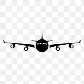 Aeroplane - Airplane Flight Aircraft Car Transport PNG