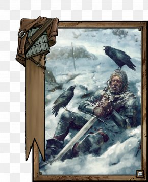 Gwent - Gwent: The Witcher Card Game The Witcher 3: Wild Hunt CD Projekt Video Game Frost PNG