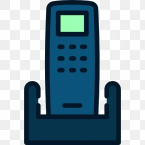 Phone Receiver - Telephony Communication Electronics PNG
