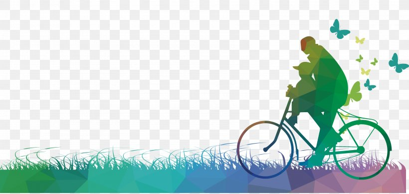 Father's Day Adobe Illustrator Computer File, PNG, 3568x1693px, Father, Bicycle, Brand, Daughter, Father S Day Download Free