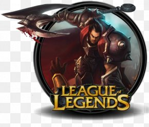 Darius File - League Of Legends World Championship Riot Games Icon PNG