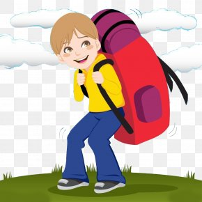 Backpackers - Backpack Stock Photography Royalty-free Clip Art PNG