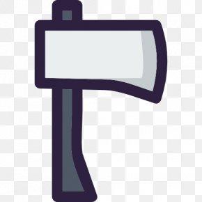 Ax - Axe Carpenter Icon PNG