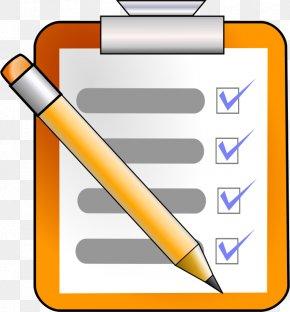 Vpn Cliparts - Checklist Download Clip Art PNG