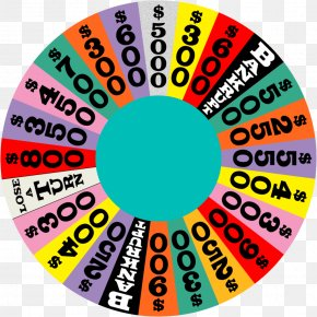 There's - Game Show Television Show Wheel Of Fortune 2 PNG