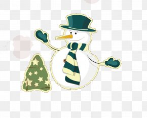 Three-dimensional Snowman - Snowman Euclidean Vector Three-dimensional Space PNG