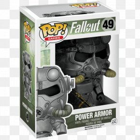Brotherhood Of Steel - Fallout: Brotherhood Of Steel Fallout 4 Funko Action & Toy Figures PNG