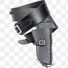 War Belt - Gun Holsters Fast Draw Revolver Firearm Pistol PNG