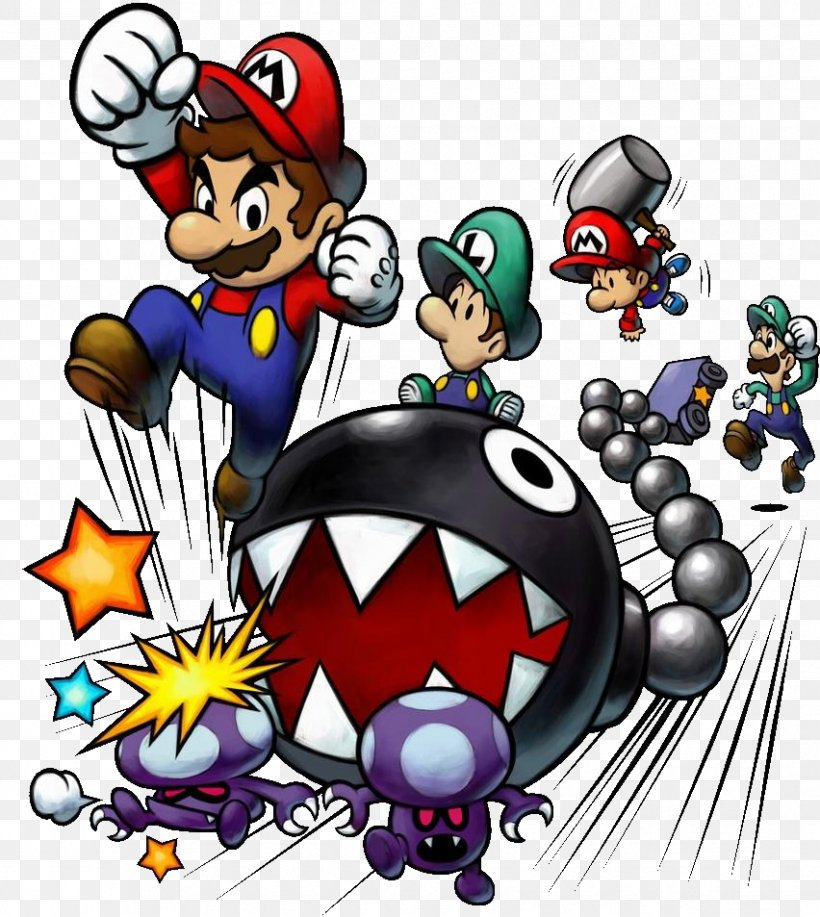 Mario Luigi Partners In Time Mario Luigi Superstar