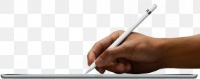 Handwriting Apple Tablet - IPad Pro Apple Pencil Stylus Lightning PNG