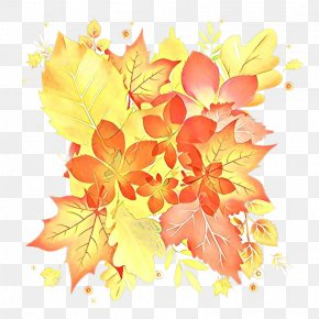 Flowering Plant Autumn - Leaf Yellow Plant Flower Tree PNG