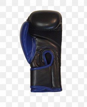 Taekwondo Material - Boxing Glove Cobalt Blue PNG