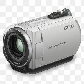 Sony Handycam - Multimedia Output Device Digital Camera Cameras & Optics PNG