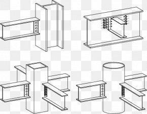 Building - Structural Steel Steel Frame Eurocode 3: Design Of Steel Structures Beam PNG