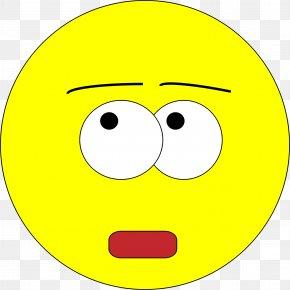 Sad Emoji - Smiley Face Emoticon Clip Art PNG