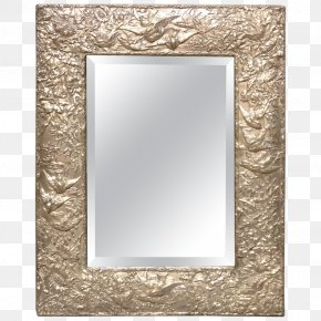 Silver - Table Mirror Picture Frames Furniture Decorative Arts PNG