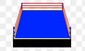 Boxing Ring Cliparts - Boxing Rings Wrestling Ring Professional Wrestling Clip Art PNG