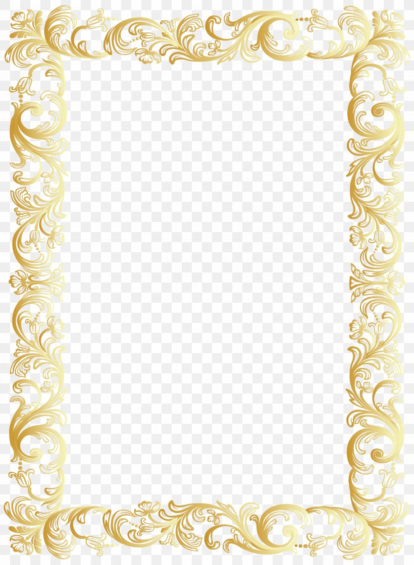 Clip Art, PNG, 5857x8000px, Borders And Frames, Classic, Image Resolution, Material, Pattern Download Free