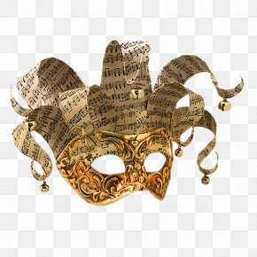 Mask - Carnival Of Venice Mask Masquerade Ball Blindfold PNG