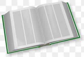 Book Vector - The Big Book Clip Art PNG