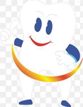 Healthy Teeth Bang Bang - Tooth Smile Gums Dental Braces PNG